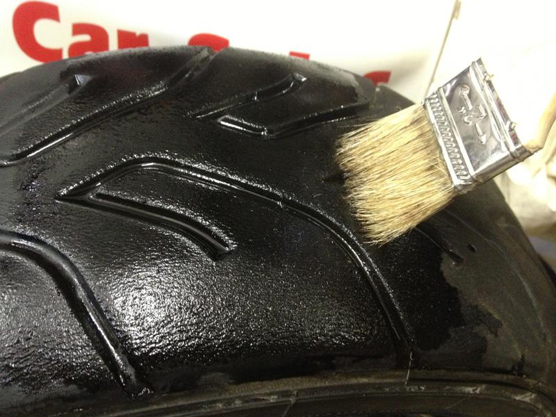 Tyre Softener